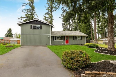 Spanaway Single Family Home For Sale: 22110 44th Ave E