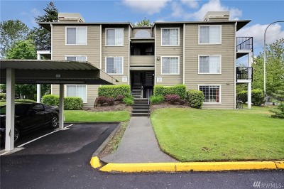 Federal Way Condo/Townhouse For Sale: 28712 18th Ave S #Z104