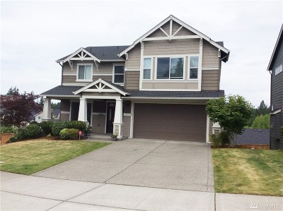 Federal Way Single Family Home For Sale: 1026 SW 339th St