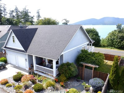 Anacortes Single Family Home For Sale: 3506 Oakes View Lane