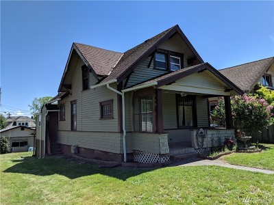 Tacoma Single Family Home For Sale: 4505 S K St