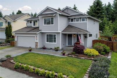 Orting Single Family Home For Sale: 20313 190th Ave SE