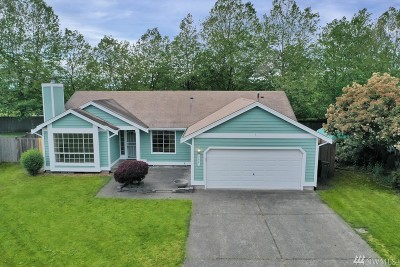 Enumclaw Single Family Home For Sale: 386 Garland Place