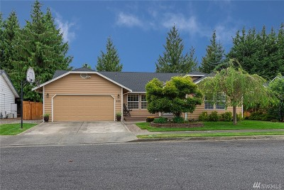 Puyallup Single Family Home For Sale: 900 11th St SE