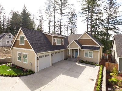 Gig Harbor Single Family Home For Sale: 9425 Ancich Ct