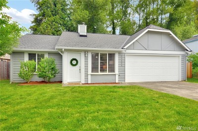 Bothell Single Family Home For Sale: 22425 19th Ave SE