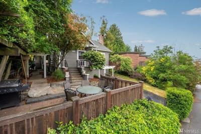 Seattle Multi Family Home For Sale: 3221 Franklin Ave E