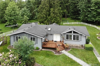 Puyallup Single Family Home For Sale: 8301 138th St E