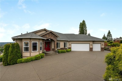 Marysville Single Family Home For Sale: 8213 72nd Place NE