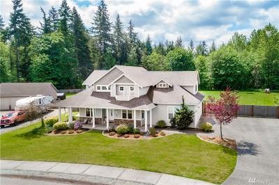 Graham Single Family Home For Sale: 8212 277th St E