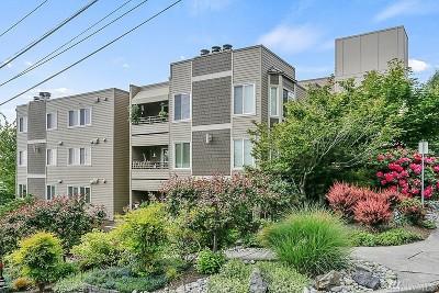 Seattle Condo/Townhouse For Sale: 1300 W Boston St #24