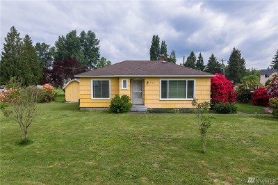 Fife Single Family Home For Sale: 5723 Valley Ave E