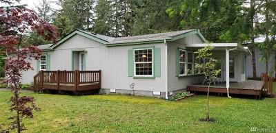 Rainier Single Family Home Pending: 12541 Rainier Acres Rd SE