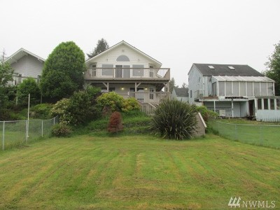 Grays Harbor County Single Family Home For Sale: 632 Mount Olympus Ave SE