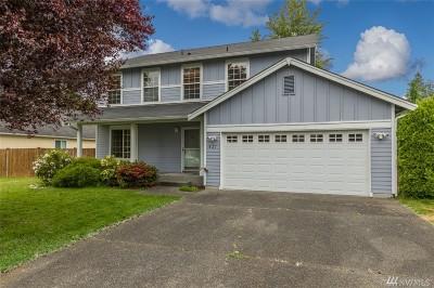 Tacoma Single Family Home For Sale: 927 126th St Ct E