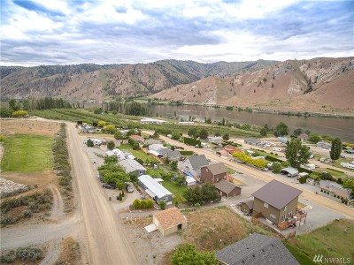 Chelan, Chelan Falls, Entiat, Manson, Brewster, Bridgeport, Orondo Residential Lots & Land For Sale: 119 Crestview Dr