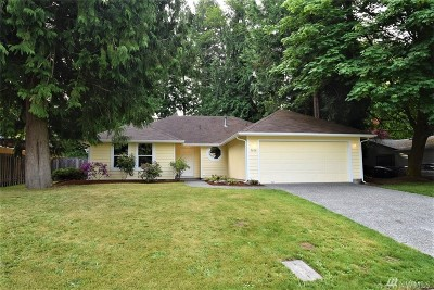 Lacey Single Family Home For Sale: 2808 Impala Dr SE