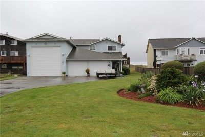 Grays Harbor County Single Family Home For Sale: 1397 Salt Aire Blvd