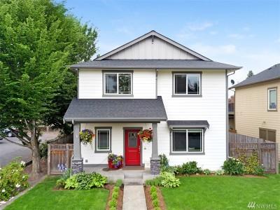 Sumner Single Family Home For Sale: 616 Station Lane