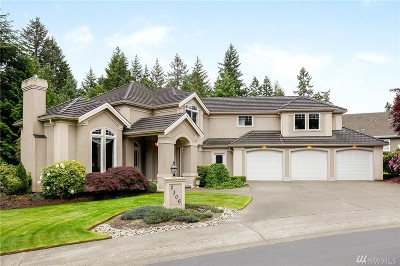 Pierce County Single Family Home For Sale: 2306 9th St Ct NW
