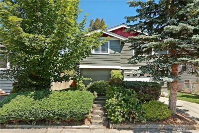 Seattle Single Family Home For Sale: 712 N 70th St