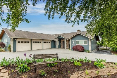 Stanwood Single Family Home For Sale: 27928 85th Dr NW