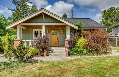 Bellingham Single Family Home For Sale: 3002 Birchwood Ave