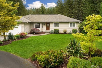 Stanwood Single Family Home For Sale: 13624 63rd Dr NW