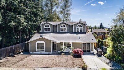 Kirkland Single Family Home For Sale: 663 11th St