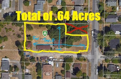 Residential Lots & Land For Sale: 5118 S Asotin St