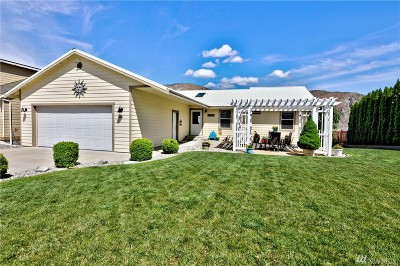 Orondo Single Family Home For Sale: 101 W Emerson Dr