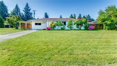 Lacey Single Family Home For Sale: 4911 19th Ave SE