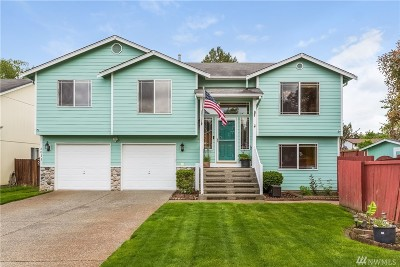 Puyallup Single Family Home For Sale: 3011 12th St Pl SW