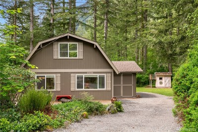 North Bend, Snoqualmie Single Family Home For Sale: 17327 432nd Ave SE