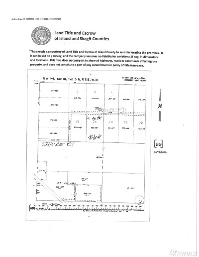 Coupeville Residential Lots & Land For Sale: Squire Rd