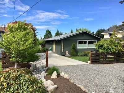 Skagit County Single Family Home For Sale: 1516 11th St