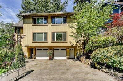 Edmonds Condo/Townhouse For Sale: 8808 Shell Place #100R