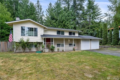 Puyallup Single Family Home For Sale: 10527 147th St E