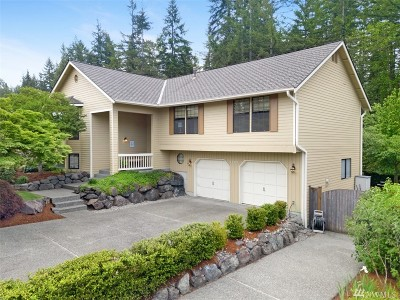 King County Single Family Home For Sale: 14921 SE 184th St