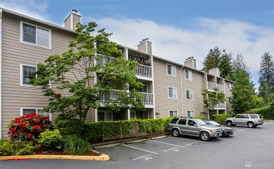 King County Condo/Townhouse For Sale: 1132 N 198th St #C204