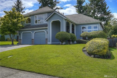 Pierce County Single Family Home For Sale: 7918 N 9th St