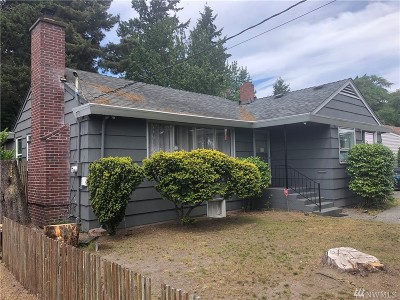 Burien Single Family Home For Sale: 13611 1st Ave SW