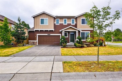Everett Single Family Home For Sale: 332 142nd Place SW