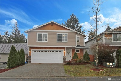Lynnwood Single Family Home For Sale: 3526 138th Place SW