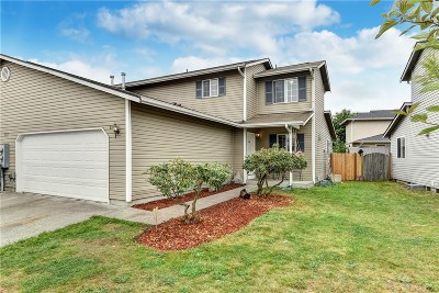 Snohomish County Single Family Home For Sale: 4032 168th St NE #B