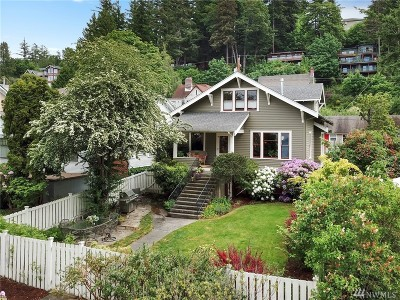 Bellingham Single Family Home For Sale: 250 N Forest St