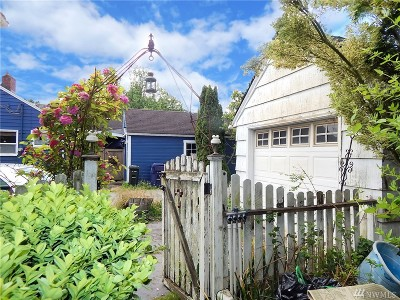 Tacoma Single Family Home For Sale: 1314 N Proctor St