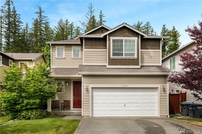 Maple Valley Single Family Home For Sale: 27703 242nd Place SE