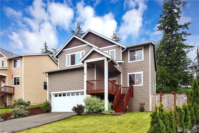 Bellingham Single Family Home For Sale: 3606 Tree Farm Ct