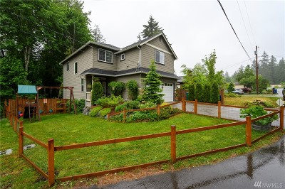 Lynnwood Single Family Home For Sale: 231 154th St SW